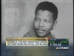 Mandela: Remembering a human rights icon