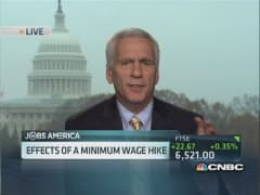 Minimum wage hike:  More harm than good?
