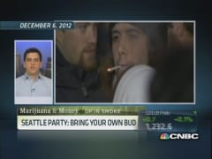 Seattle is throwing a 'pot party'