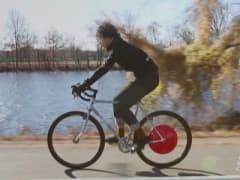 Tech Yeah! Smart wheel for bikes