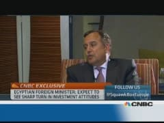 Egypt foreign minister warns US influence will 'diminish'