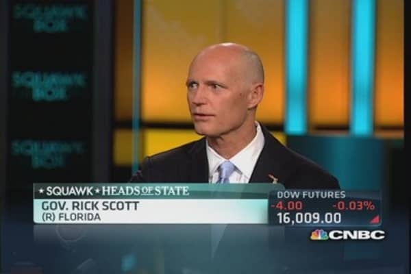 Florida: Creating an 'opportunity economy'