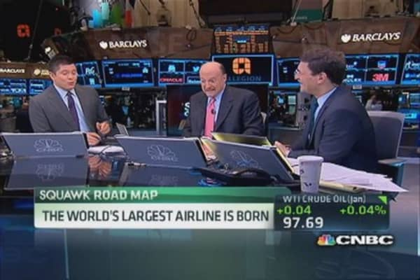 Cramer: AAL merger is good for the consumer