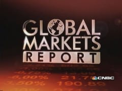 European markets close higher; markets 'on a tear'