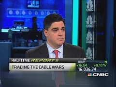 Marangi's cable picks: Comcast & Time Warner Cable