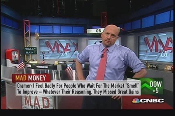 Asset class choosing 'dead wrong': Cramer