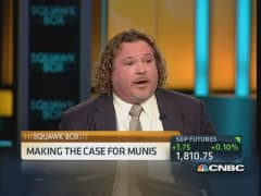 Smart money taper plays: Munis & REITS