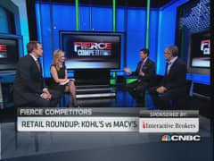 Fierce Competitors: Macy's vs. Kohl's