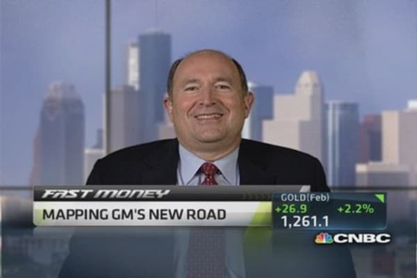 GM's new CEO a great choice: G1 Auto CEO