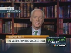 Verdict on the Volcker Rule