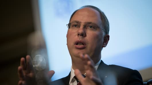 Kirill Dmitriev, chief executive officer of Russian Direct Investment Fund (RDIF).