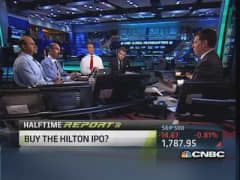 Hilton to be largest hotel IPO