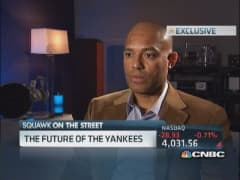 Mariano on the 'new'  NY Yankees