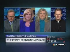Capitalism & the Vatican