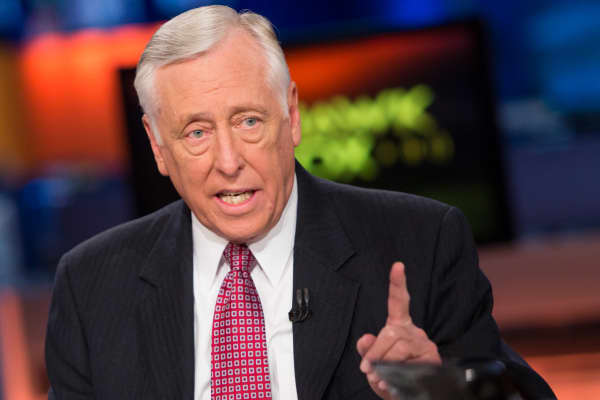 Steny Hoyer, House Minority Whip (D-MD).