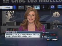YouTube's ad revenue estimated at $5.6 billion