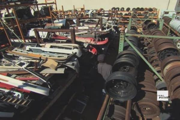The ultimate junkyard