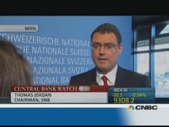 Currency still needs exchange rate peg: SNB