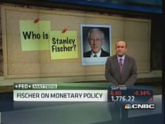 Who is Stanley Fischer?