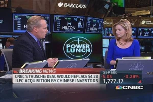 AerCap, ILFC deal could be announced next week: Tausche