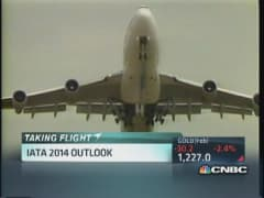 IATA estimates airlines to make $19.7 billion in 2014