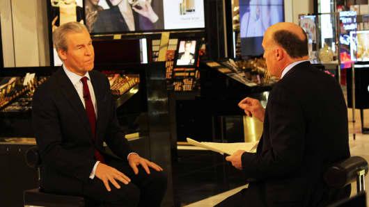 Jim Cramer interviews Macy's CEO Terry Lundgren