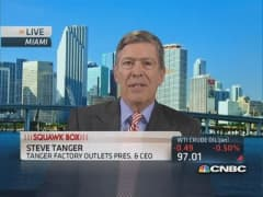 Tanger CEO with the outlook on outlets