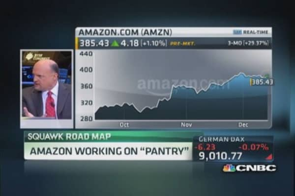 Amazon working on 'Pantry'