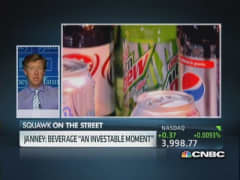 Beverages, 'an investable moment': Pro