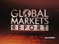European markets close slightly negative