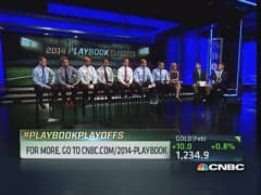 Stock ref reveals playoff playbook winner