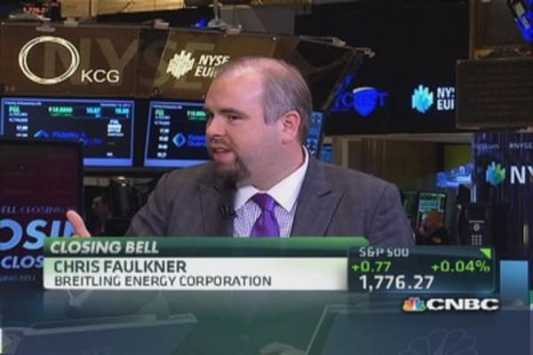 Headwinds for energy prices in Q1: Faulkner
