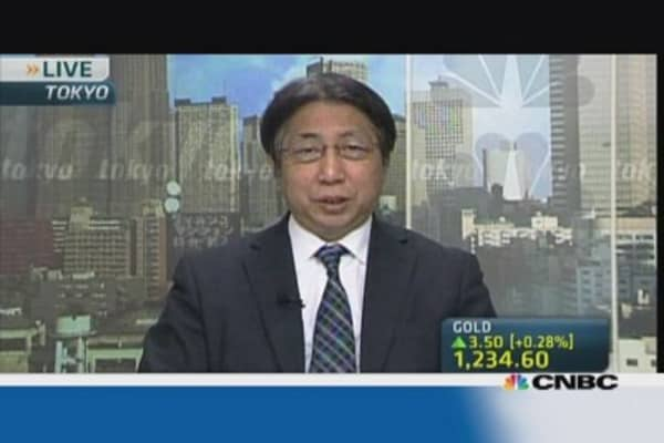 Tankan: More proof that Abenomics is working
