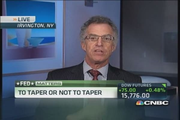 Here is why the Fed needs to taper: Expert