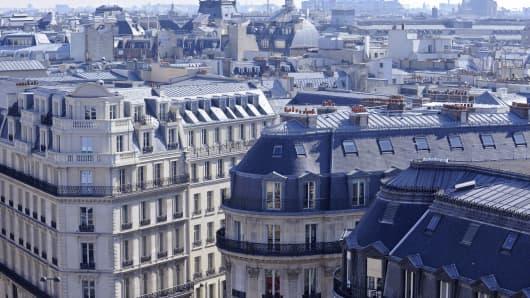 PROPERTY PRICES PARIS