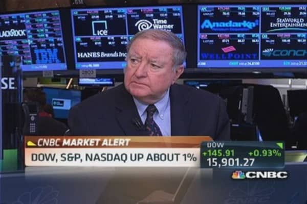 Art Cashin: 'Forces' play on the market