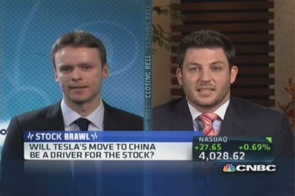 Tesla is an ecosystem: Analyst