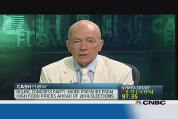 Why Mark Mobius isn't concerned about EMs