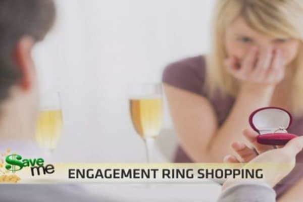 $ave me: The engagement ring