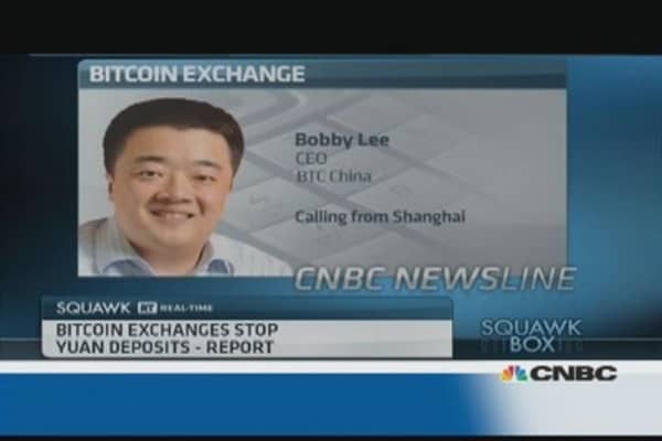 No need to panic over China bitcoin clampdown: BTC China
