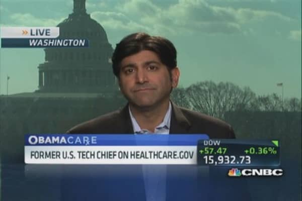 Will Microsoft muscle rescue Healthcare.gov?