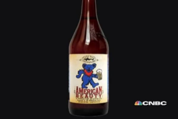 Dogfish beer for Deadheads: Chew and Brew