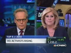 Power Lunch's Top 5: Activist investor battle