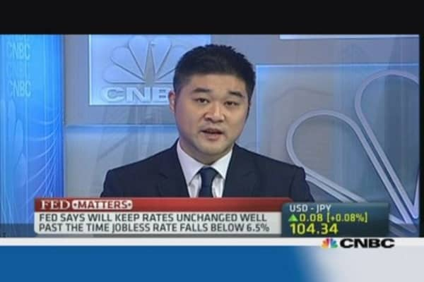 After taper, EM differentiation is key: J.P. Morgan