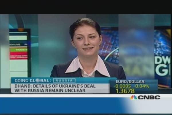 Russia is keeping 'leverage' on Ukraine: Pro