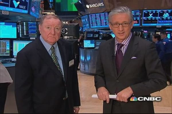 Cashin says: Yield on ten-year Note will dictate market