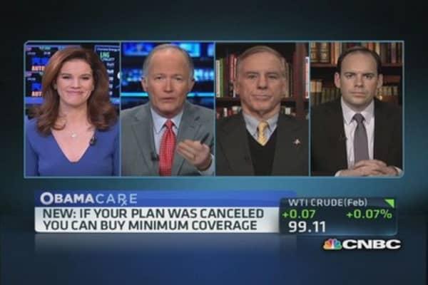 Howard Dean: Long-term ACA good deal for all