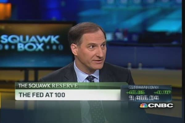 100 years at the Fed