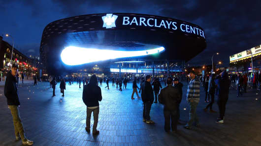 The Barclays Center will host the Red Hot Chili Peppers as part of the Super Bowl concert series this year.