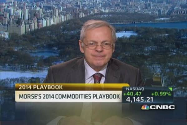 Ed Morse: More supply across commodities